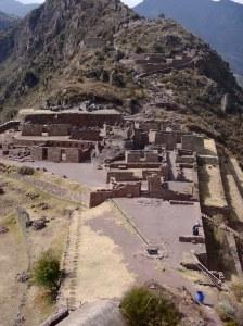 Pisaq, Peru  Ruins