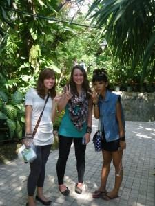 Bangkok city parks
