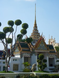 Royal Palace Bangkok Thailand