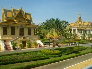 Royal Palace and Temples, Cambodia