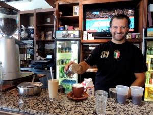 Cafe Olimpico Montreal